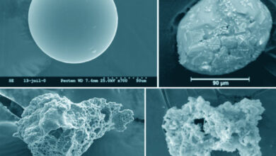Photo of Study: 5,200 Tons of Extraterrestrial Dust Reach Earth's Surface Each Year