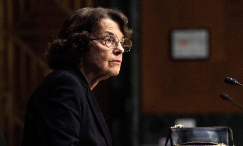 Dianne Feinstein is 'open' to filibuster reform, citing GOP 'abuse' of the Senate procedure