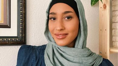 Photo of UK Model Mariah Idrissi gets charitable for a good cause this Ramadan