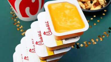 Photo of Chick-fil-A is bringing its beloved sauces to more grocery stores. Walmart, Publix, HEB, and grocers in all states will get bottles this spring.