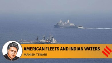 Photo of US naval fleet's defiance of Indian law is not unprecedented. India must heed the message