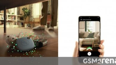 Photo of Samsung Galaxy SmartTag+ brings UWB support and AR visual guidance