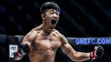 Photo of Christian Lee defends ONE Championship title in devastating fashion
