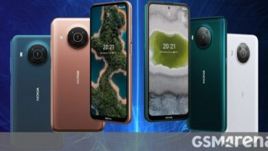 Photo of Nokia X10 and X20 announced: 5G support and 3 years of software updates and warranty