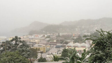 Photo of PAHO expresses concern over health hazards derived from Volcano La Soufriere eruption and recommendations to mitigate health risk