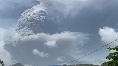Photo of PAHO mobilizes to help Saint Vincent and the Grenadines respond to eruptions of Volcano La Soufriere
