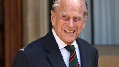 Photo of Australian PM leads Commonwealth tributes to Prince Philip after death