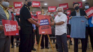 Photo of Rasuah Busters campaign wants Malaysians to walk 100 million steps to combat corruption