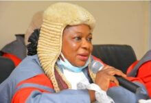 Photo of First Woman To Become Chief Judge in Nasarawa Sworn-In By Governor Sule (Photo)