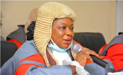 First Woman To Become Chief Judge in Nasarawa Sworn-In By Governor Sule (Photo)