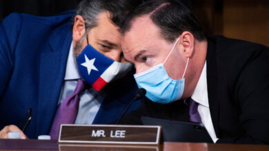 Photo of It's Lee to Cruz to Hawley as GOP makes antitrust play on MLB