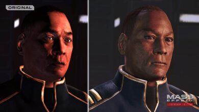 Photo of Mass Effect's graphical remaster is more than lens flare
